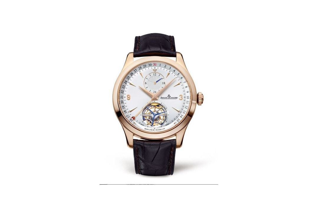 MASTER TOURBILLON DUALTIME Or Rose