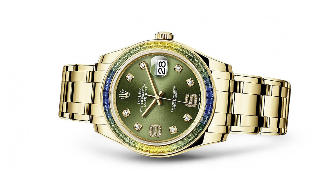 OYSTER PERPETUAL PEARLMASTER