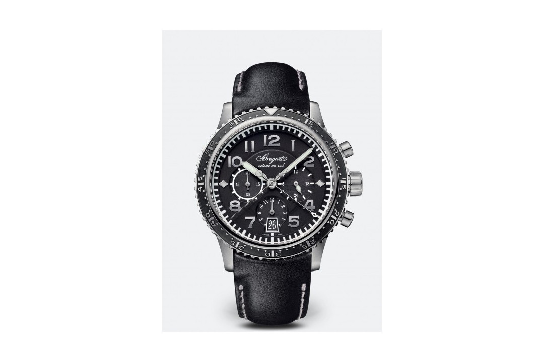 breguet type xxi auto chrono titane rivierawatch. Black Bedroom Furniture Sets. Home Design Ideas