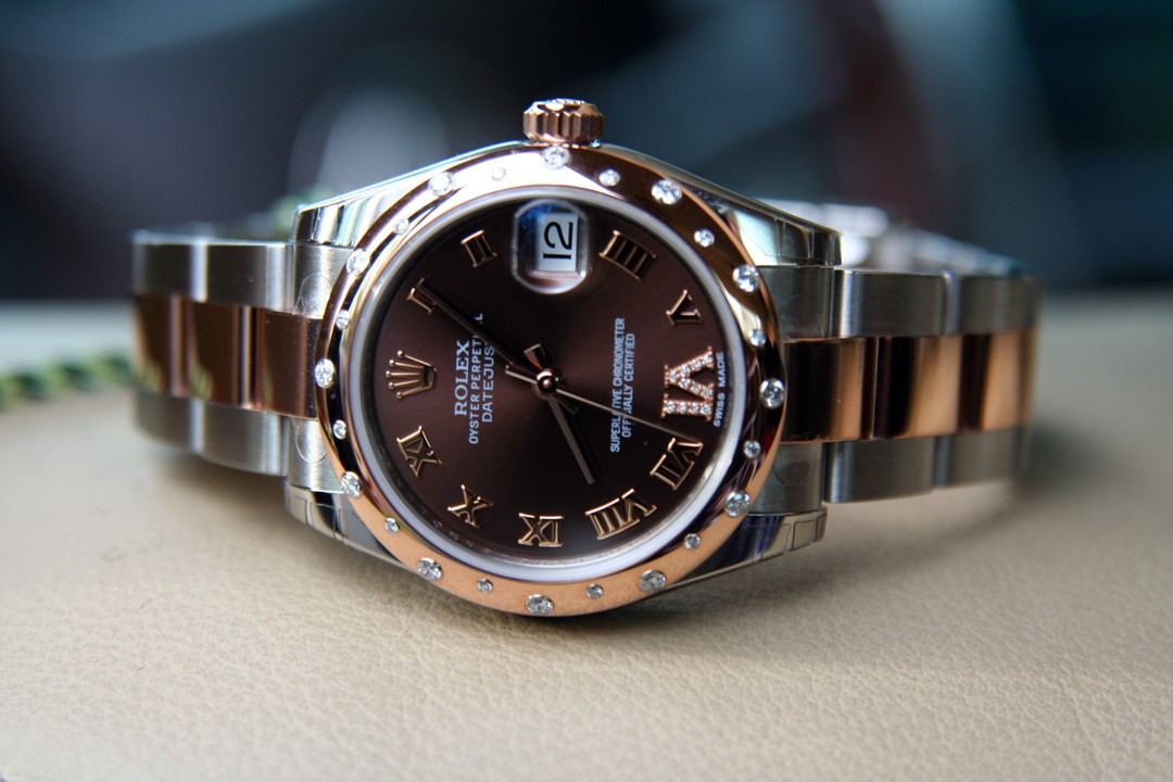 Oyster Perpetual Datejust CHOCO DIAL