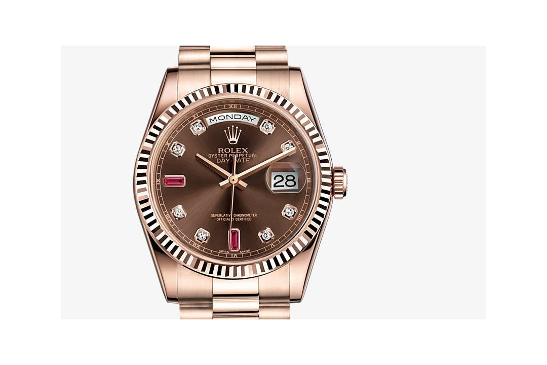 63ec7d45672 DAY-DATE 36 or Everose 18 ct - Rivierawatch